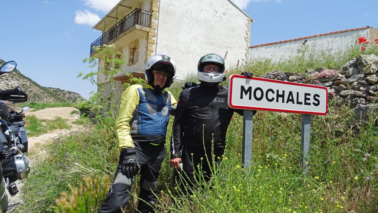 Mochales, Guadalajara -España-